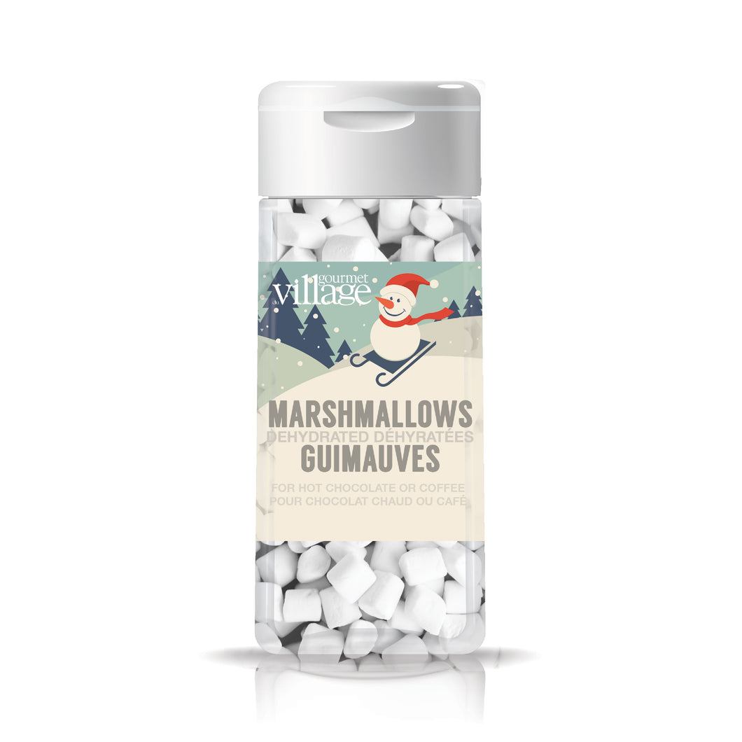 Mini Dehydrated Marshmallows For Hot Drinks