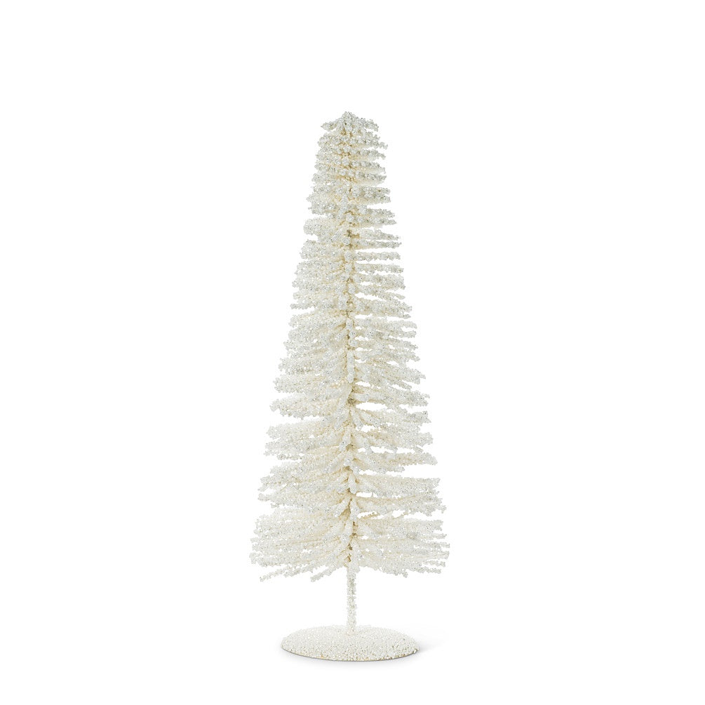 Glittery White Tree - 2 Sizes