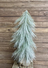 Load image into Gallery viewer, Long Needle Pine tree w burlap base 30 Inch