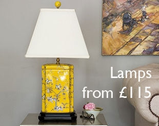 Shop table lamps from £115