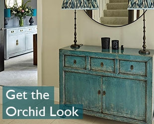 Inspiration Interiors, Get the Orchid look with our interior design service