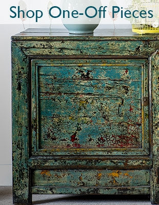 Blue Sideboards, chinese blue lacquer cabinets