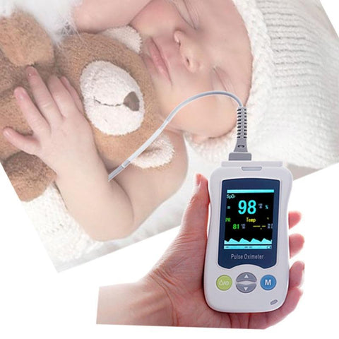 Baby Infant Child Pulse Oximeter - Baby Accessories Online