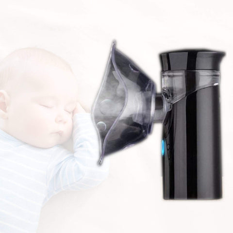 Baby Accessories Online Baby Nebulizer Black Baby Child Pediatric Nebulizer