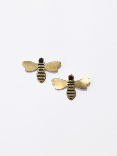 Jewelry - Bee Studs - wynwoodtribe