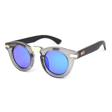 Lilac Walnut Wood Sunglasses