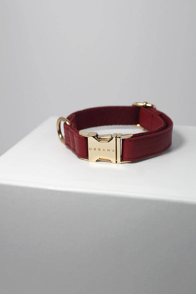 Accessories - Merlot Dog Collar - wynwoodtribe
