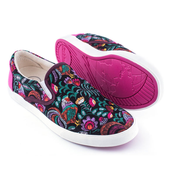Rooster Slip On
