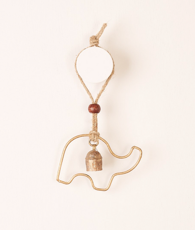 Elephant Bell Chime