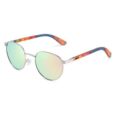 Cannes Skateboard Wood Sunglasses