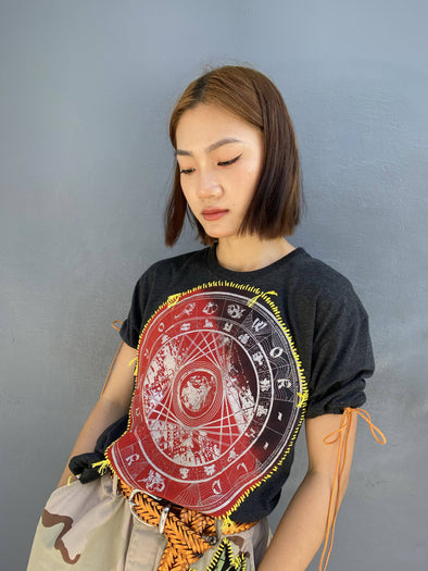 Women's Clothing - Zodiac T-Shirt - wynwoodtribe
