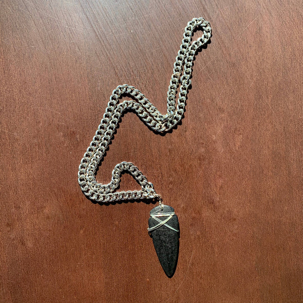 Black Arrowhead