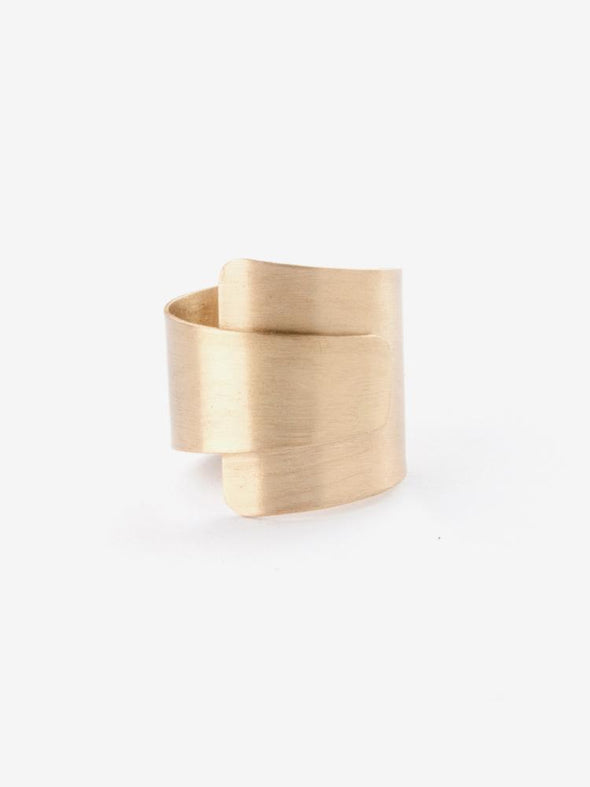Jewelry - Wrap ring gold - wynwoodtribe