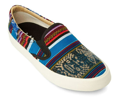 Unisex Shoes - BLUEBIRD  SLIP ON - wynwoodtribe