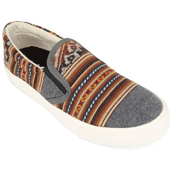 LONDON SKY SLIP ON