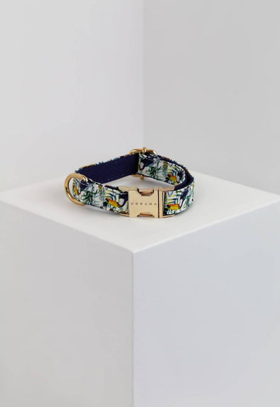 Accessories - Tropical Jungle Dog Collar - wynwoodtribe