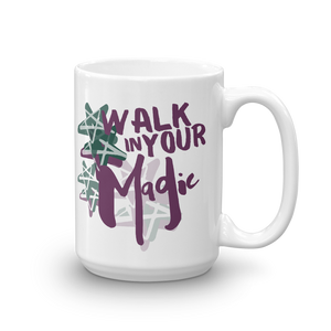 Walk in Your Magic Mug