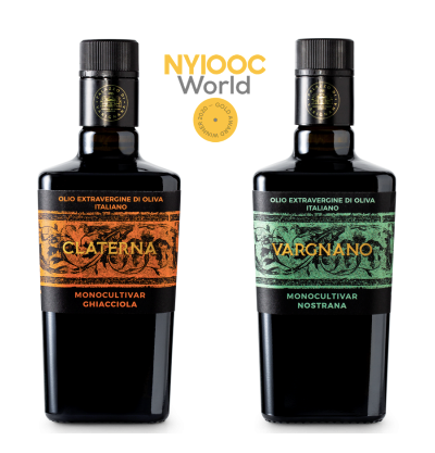 New York International Olive Oil Competition World 2020 Claterna and Vargnano winners