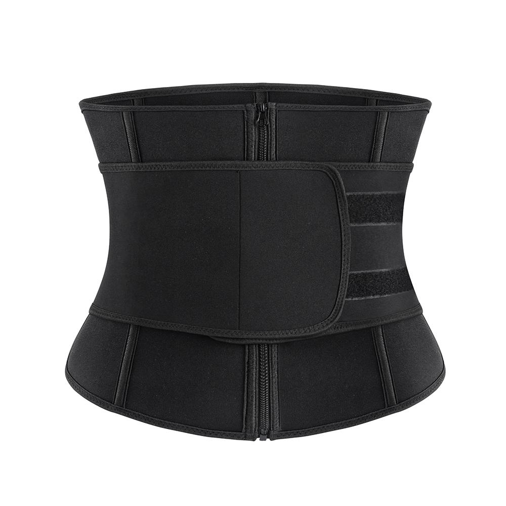 GOTOLY Men Waist Trimmer Belt Neoprene Waist Trainer