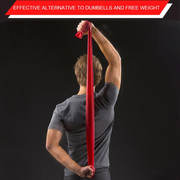 GOTOLY Stretch Exercise Resistance Bands