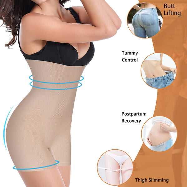 GOTOLY Butt Lifter Ultra  Stretch High Waist Shapewear