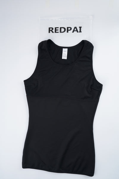 REDPAI SEAMLESS 2-WAY SHAPING TANK TOP