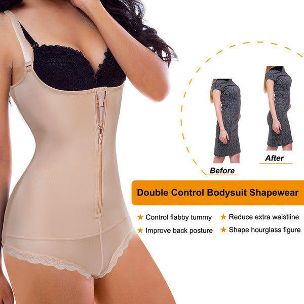 GOTOLY Shapewear for Women Tummy Control Body suit