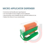 Micro Brush Holder Press Type