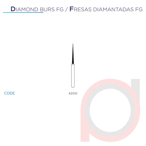 FG Diamond Interproximal 4200