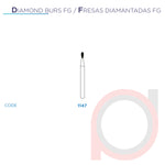 FG Diamond Pear 1147