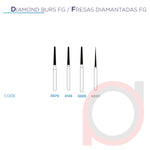 FG Diamond Taper Ogival End 3205 Fine