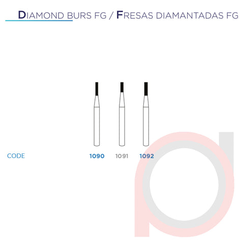 FG Diamond Straight 1090
