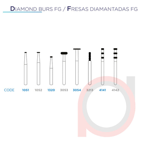 FG Diamond Wheel 3054