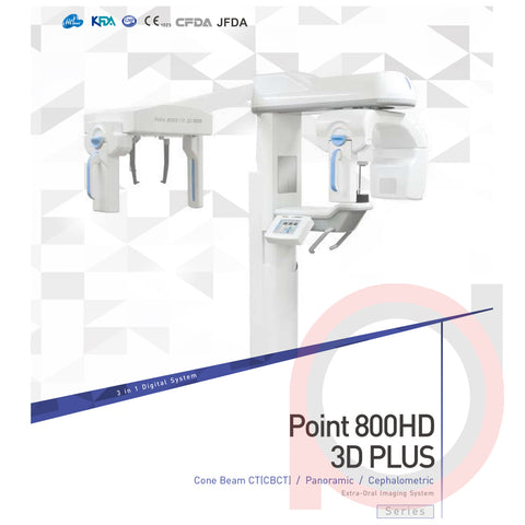 Point 800HD + CBCT
