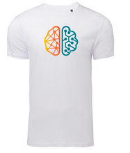 Load image into Gallery viewer, ITHQ-T-shirt-men-white-front.png