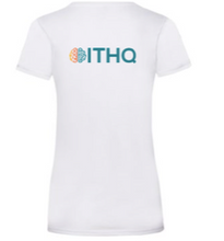 Load image into Gallery viewer, ITHQ-T-shirt-women-white-back.png