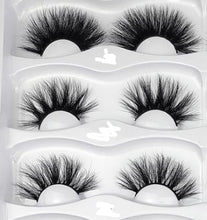 Load image into Gallery viewer, Mink Lashes | 3 Pack MIAMI