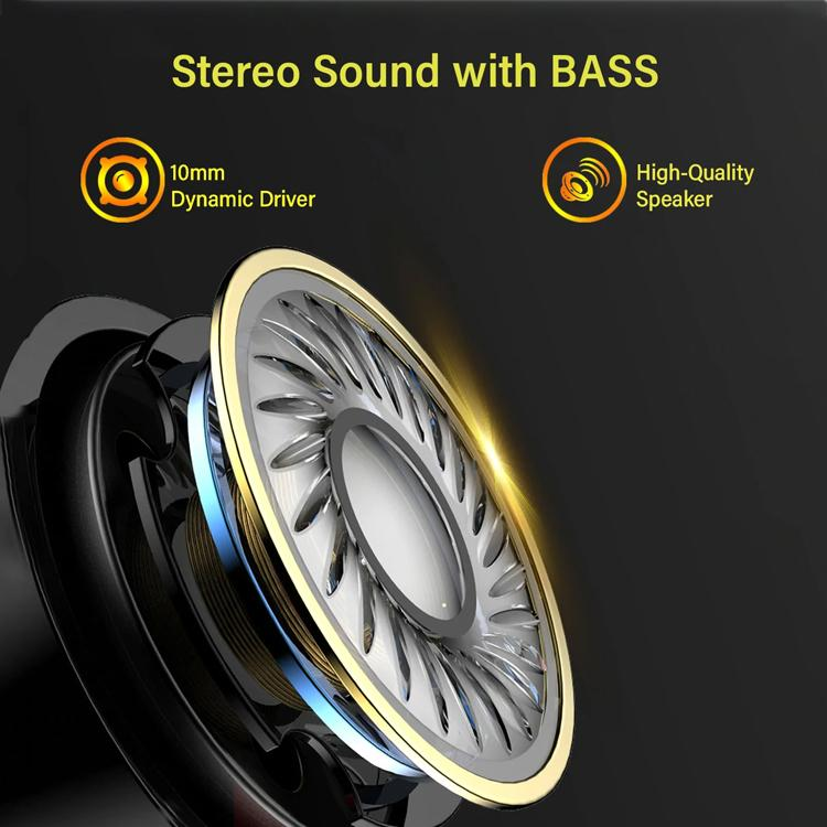 Top Quality Best Selling Trending Bass OEP-E23 Headphone (Black)