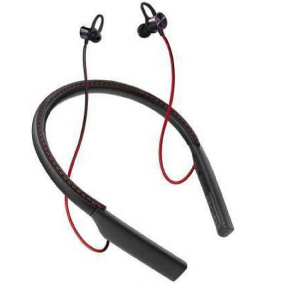 Top Quality Best Selling Play Neckband Wireless With Mic Headphones Bluetooth Headset  (Red, In the Ear)