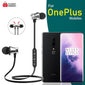 Bluetooth 5.0 In-Ear Magnetic Stereo Neckband Earphones For All OnePlus Smartphones