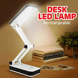 Top Quality Best Selling 2020 New 800mah LED Desk Lamp 1 Mode Lighting Brightness Rechargeable USB Learning Table Lamp for Study Eye Protection Lamp Led Light Multi-Color