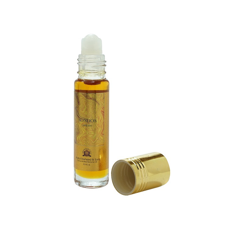 Top Quality Best Selling Natural Essential Attar Original Attar Floral Attar (Sondos) 8ml Roll on