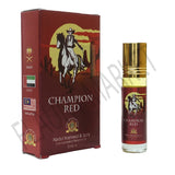 Top Quality Best Selling Natural Essential Attar Original Attar Floral Attar (Champion Red) 8ml Roll on