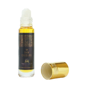 Top Quality Best Selling Natural Essential Attar Original Attar Floral Attar (Dark Chocolate) 8ml Roll on