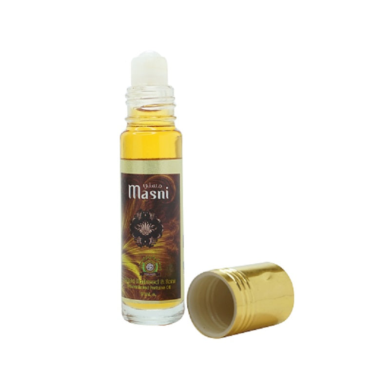 Top Quality Best Selling Natural Essential Attar Original Attar Floral Attar (Masni) 8ml Roll on