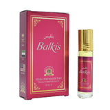 Top Quality Best Selling Natural Essential Attar Original Attar Floral Attar (Balkis) 8ml Roll on