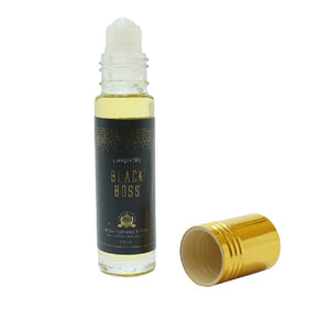Top Quality Best Selling Natural Essential Attar Original Attar Floral Attar (Black Boss) 8ml Roll on
