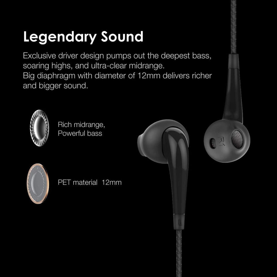 Trending 3.5mm Stereo In-Ear Earphone Earbud Super Bass Music Headset HQ for sport running for MP3 and other Gadgets
