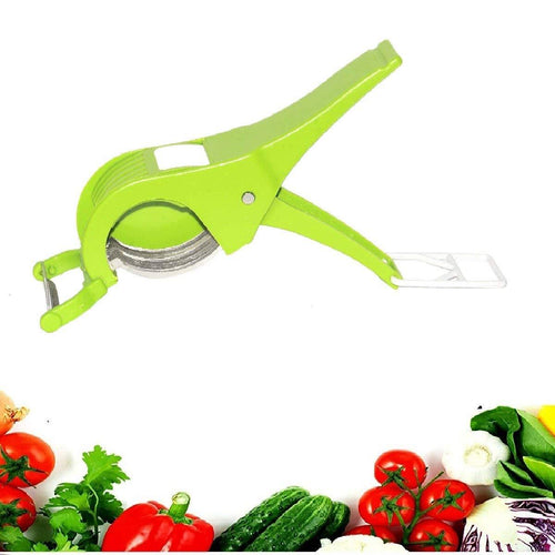 Trending Lady Finger Cutter Chili Chilly Cutter Vegetable Cutter and Peeler Multi Purpose
