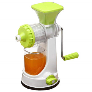 Top Quality Best Selling Fruit & Vegetable Steel Handle Juicer with Vaccum Locking System